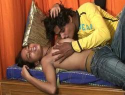 Sexy sex interview for cute indian girl and her boy