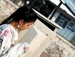 cum on hawt pink salwar girl