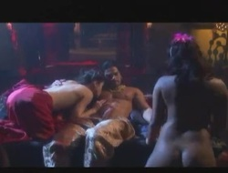 Astounding Big Tits clip with Threesomes,Indian scenes